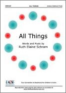 All Things (cover)