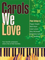 Carols We Love (cover)