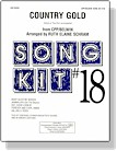 Country Gold Song Kit