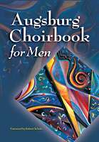 Augsburg Choirbook for Men (cover)