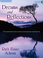 Dreams and Reflections - Ten Expressive Vocal Solos for Concert and Recital