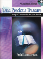 Jesus, Precious Treasure (cover)