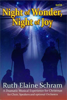 Night of Wonder, Night of Joy -  A Dramatic Musical for Christmas