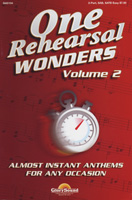 One Rehearsal Wonders, Volume Two