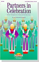 Partners in Celebration - Partner Arrangements of Hymns for Two-Part Choir