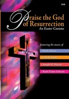 Praise the God of Resurrection (cover)