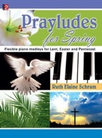 Prayludes for Spring (cover)