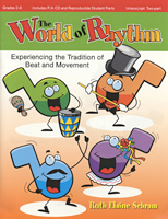 The World of Rhythm (cover)